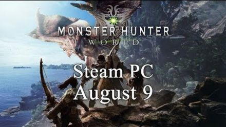 Monster Hunter World : PC Trailer