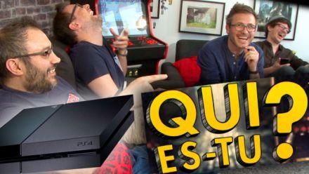 Vid�o : La rédaction découvre Qui es-tu ? sur PS4