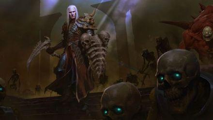 Vidéo : Diablo III : Necromancien Trailer