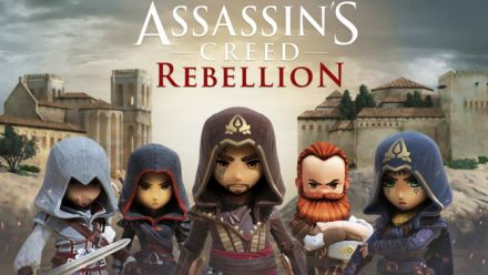 Vidéo : Teaser d'Assassin's Creed Rebellion