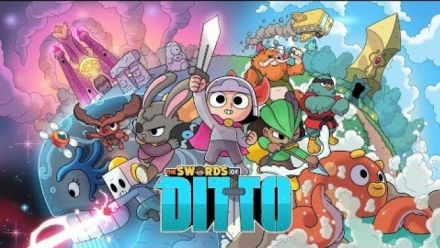 Vid�o : The Swords of Ditto Launch Trailer