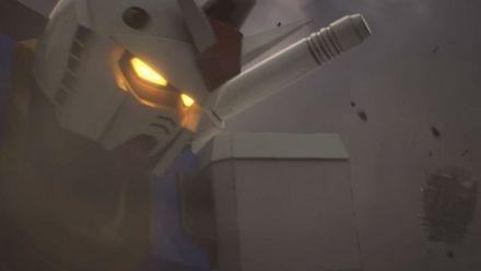 Vidéo : La vidéo d'annonce de Gundam Versus
