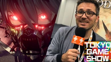 Vid�o : TGS 2017 : Julo s'est frotté à Code Vein, a-t-il apprécié ?