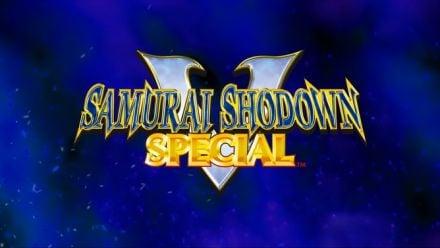 Vid�o : Samurai Shodown V Special : Teaser Trailer