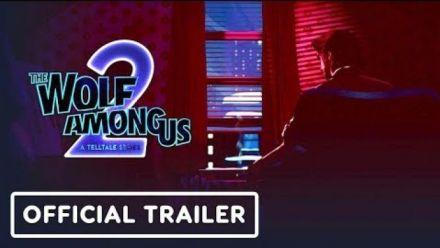 Vid�o : The Wolf Among Us Saison 2 : Trailer des Game Awards