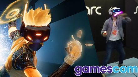 Vid�o : Sparc : Nos impressions Gamescom 2017