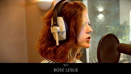 Vidéo : Le doublage des voix d'ECHO