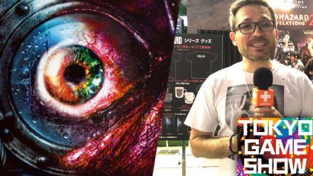 TGS 2017 : Nos impressions de Resident Evil Revelations sur Switch