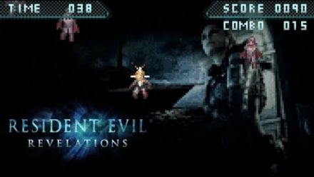 Resident Evil Generations : Ghost Ship Panic
