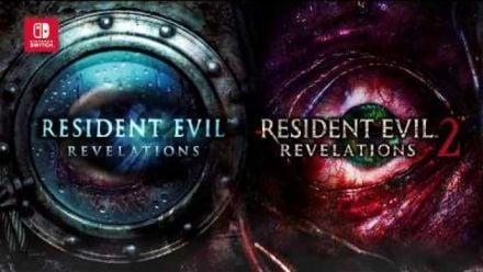 Vidéo : Resident Evil : Revelations 1&2 - Trailer de sortie - Nintendo Switch