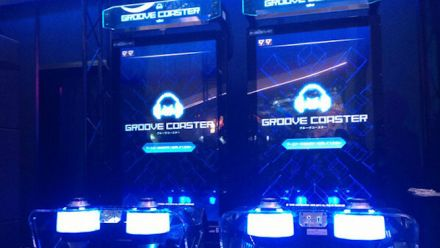 Groove Coaster (Arcade) - Gameblog Gameplay