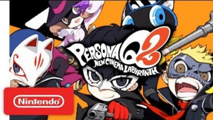 Vidéo : Persona Q2 : Bande-annonce Persona 5 Characters