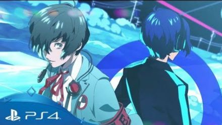Persona 3: Dancing in Moonlight | Announcement Trailer | PS4