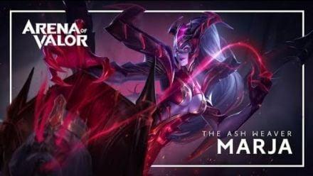 Vidéo : Hero Spotlight: Marja | Gameplay - Arena of Valor