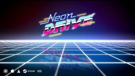 Vid�o : Neon Drive Arrive sur PS4