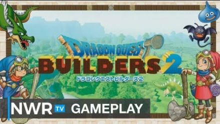 Dragon Quest Builders 2 : Gameplay PAX East 2019