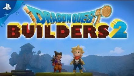 Dragon Quest Builders 2 - A Day in the Life of A Builder Gameplay Video