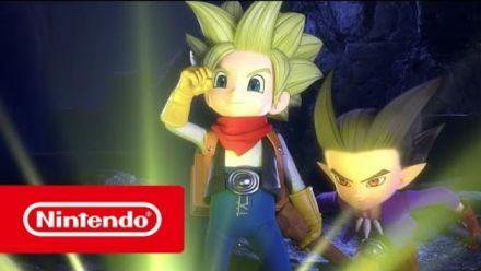 Dragon Quest Builders 2 : Vidéo introductive du Bâtisseur
