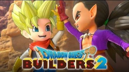 Dragon Quest Builders 2 : Cinématique d'introduction