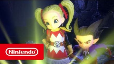 Dragon Quest Builders 2 : Vidéo d'introduction de la Bâtisseuse