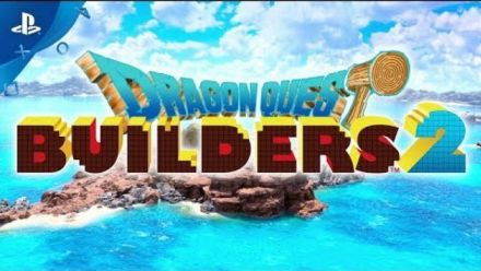 Dragon Quest Builder 2 - E3 2019