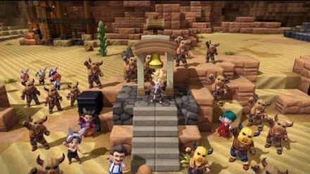 Dragon Quest Builders 2 : Trailer de lancement français