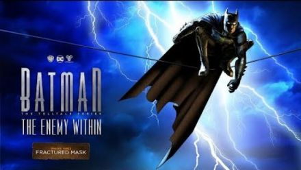 Vidéo : Batman The Enemy Within Episode 3 : Trailer