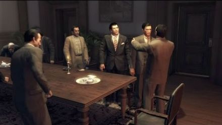 Vid�o : Mafia II TV Ad (Kick in the Head Trailer)