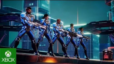 Vid�o : X018 - Crackdown 3 Wrecking Zone Gameplay Trailer