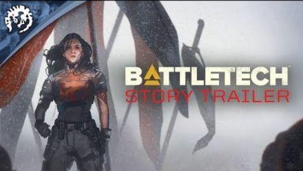 Vidéo : BattleTech : Story Trailer