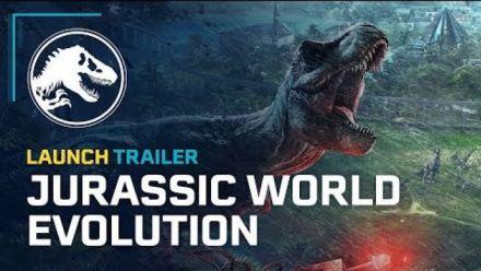 Vid�o : Jurassic World Evolution - Trailer de lancement