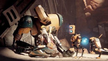 Vid�o : Gamescom : ReCore (Definitive Edition) se confirme en trailer vidéo
