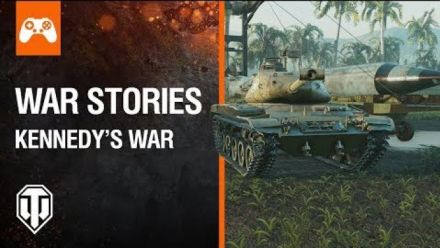 Vidéo : World of Tanks Console - War Stories : Kennedy's War