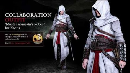 Vid�o : Final Fantasy XV : Bande-annonce Assassin's Festival