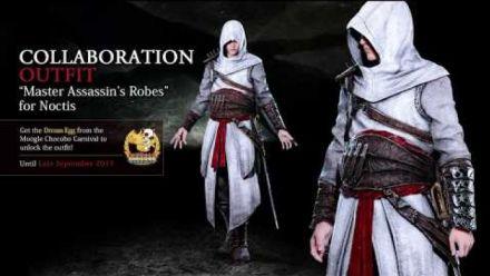Final Fantasy XV : Bande-annonce Assassin's Festival