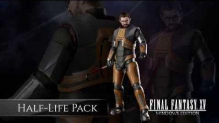 Final Fantasy XV PC : Vidéo du Half-Life Pack Bonus
