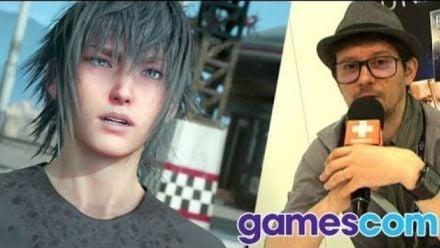 Vid�o : Gamescom : On a joué à Final Fantasy XV sur PC, que vaut la version Master Race ?