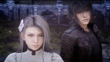 Final Fantasy XV : Trailer Terra Wars