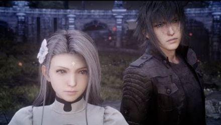 Vidéo : Final Fantasy XV : Trailer Terra Wars