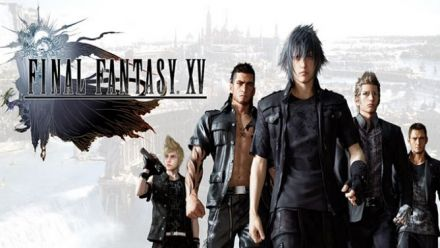 Final Fantasy XV - Trailer Gamescom