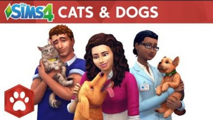 Vidéo : The Sims 4 Cats and Dogs Trailer Reveal