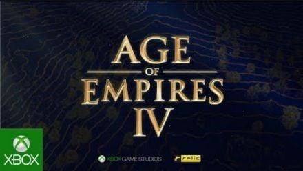 Vid�o : Age of Empires IV - X019 - Gameplay Revea