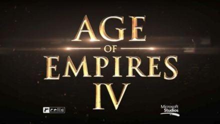 Vid�o : Age of Empire 4 annoncé en vidéo Gamescom