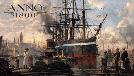 Vid�o : Gamescom Anno 1800 devoilé