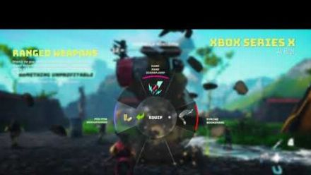 vid�o : Biomutant - Gameplay Footage (Xbox Series X)