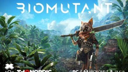 BIOMUTANT s'annonce à la Gamescom 2017