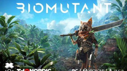 Vid�o : BIOMUTANT s'annonce à la Gamescom 2017