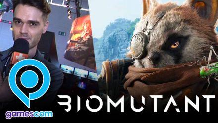 Gamescom : Nos impressions de Biomutant