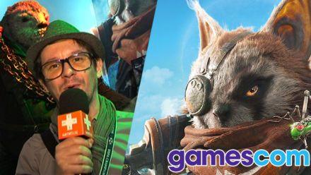 Vid�o : Gamescom : Biomutant, on a vu le jeu surprise de THQ