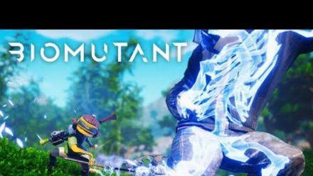 vid�o : Biomutant - Combat Trailer
